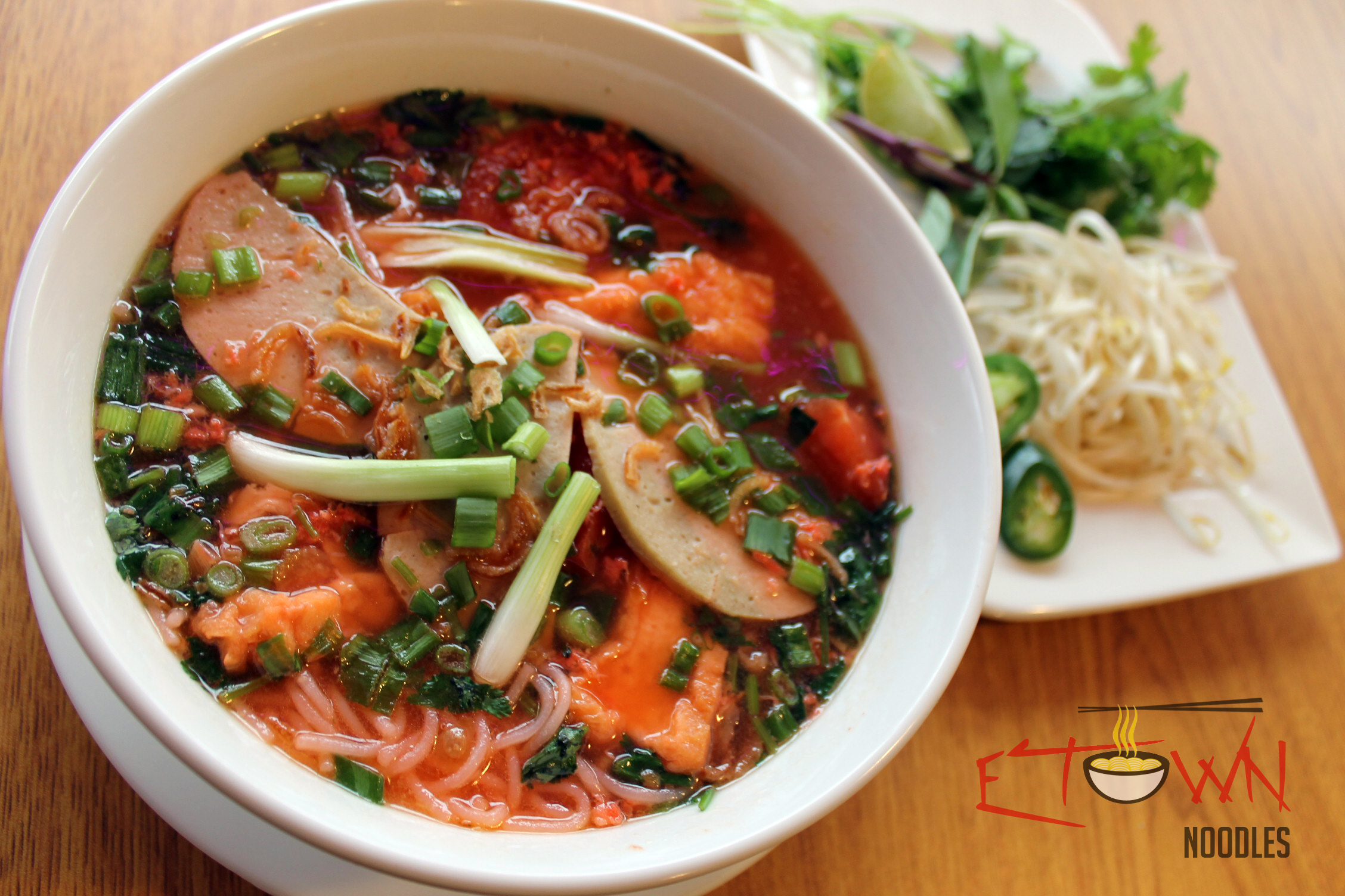 Tomato Crab Soup Bún riêu