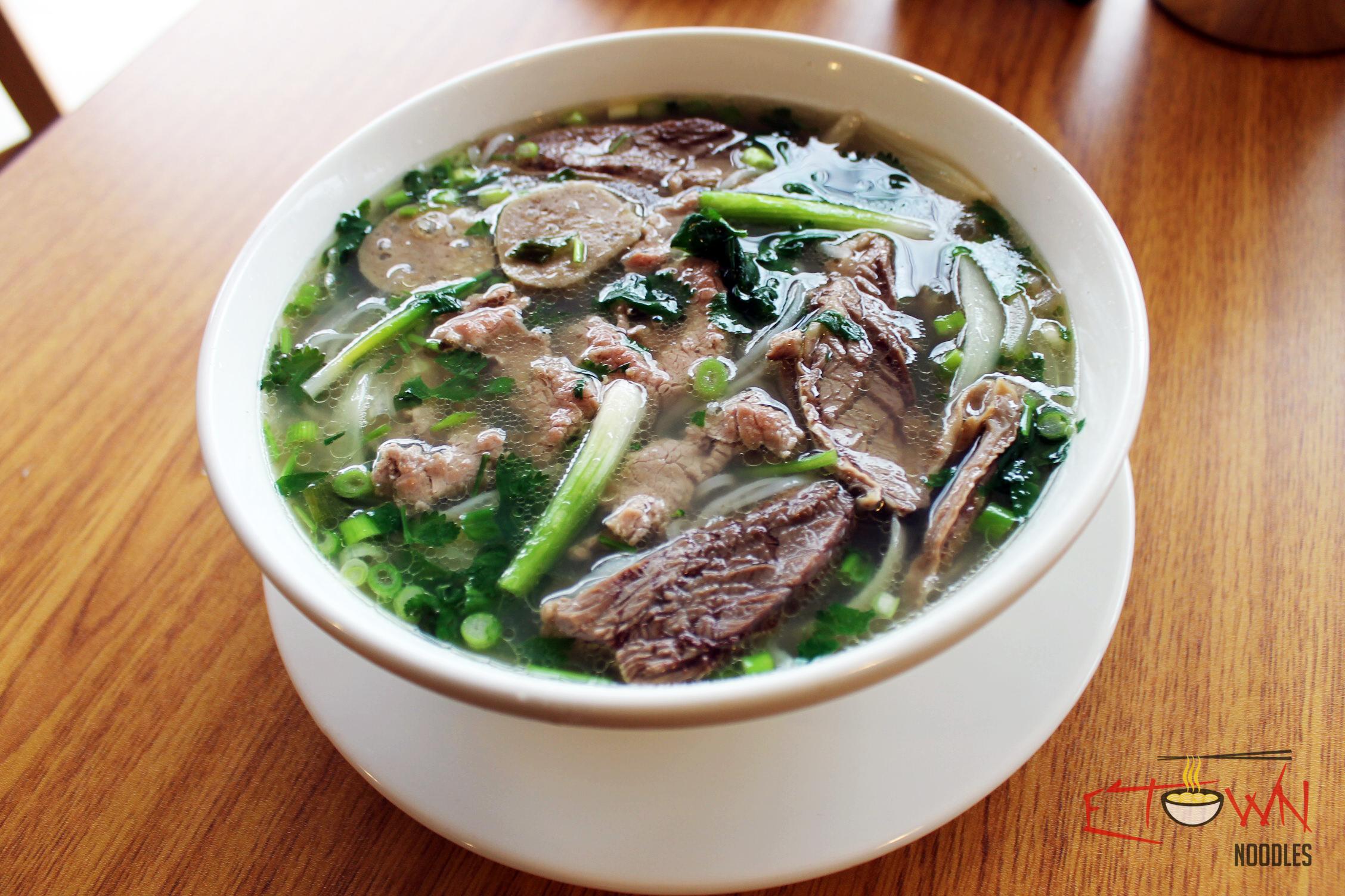Noodle Soup Phở